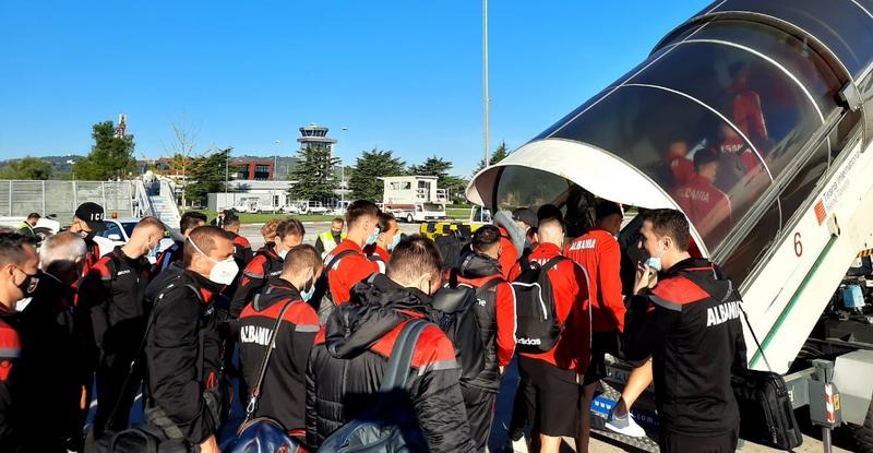 Kombëtarja shqiptare niset drejt Kazakistanit