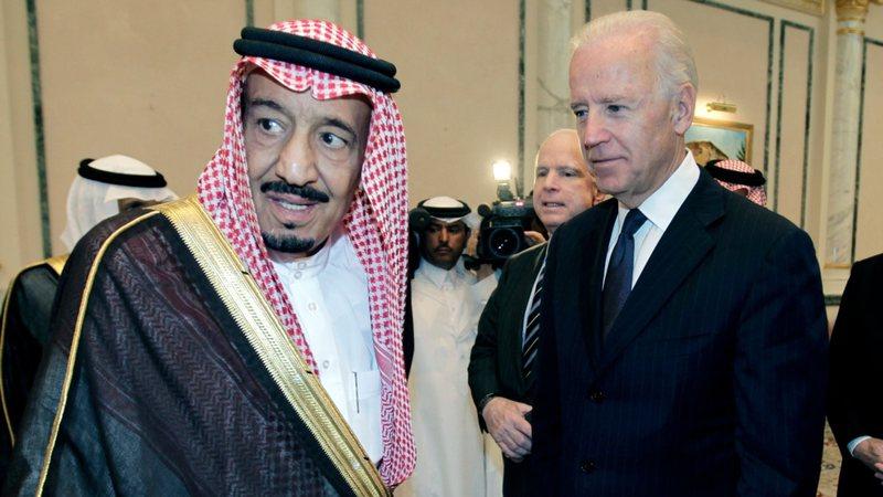 Joe Biden makes the next move, the phone call with King Salman fades