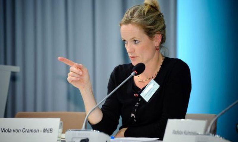 Eurodeputetja gjermane mesazh të fortë politikës: Respektoni