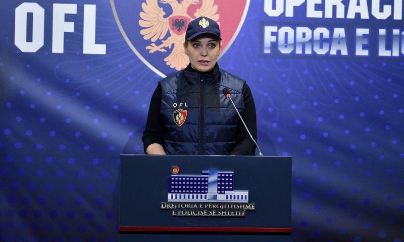 OFL zbarkon në Tiranë dhe Durrës/ Vjedhje, trafik droge e