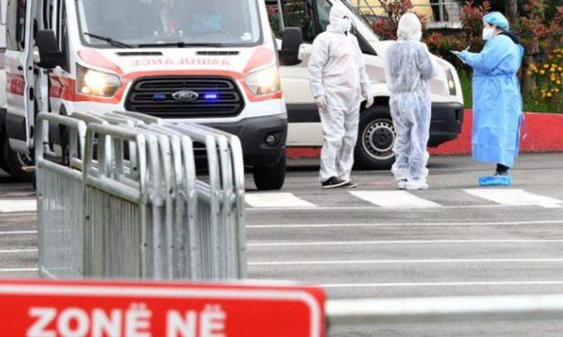 Lufta me koronavirusin/ Epidemiologu Dritan Ulqinaku qetëson