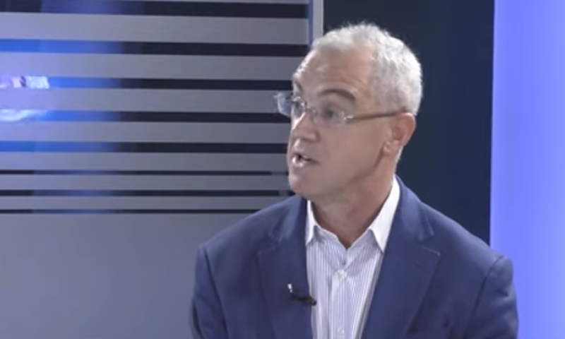 Arben Pëllumbi ironizes 'live' the former PD deputy: It is not