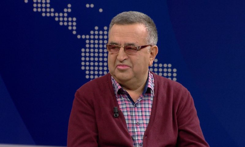 Fatos Klosi: Berisha is playing a double game, his conscience kills him for