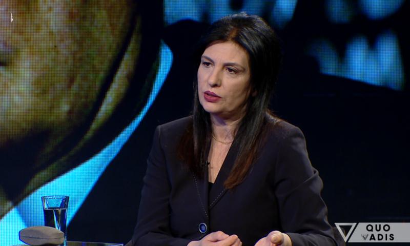 In the April 25 elections, Jozefina Topalli reveals the city where she will run