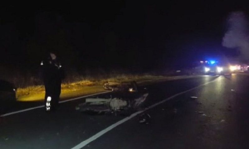 Wrong overtaking took the lives of 4 people on Rruga e Kombit, images appear