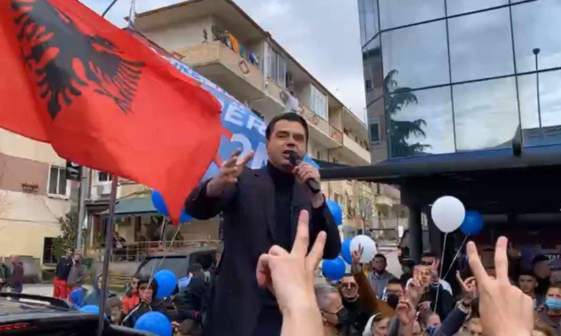 VIDEO/ Basha bën deklaratën surprizë para demokratëve
