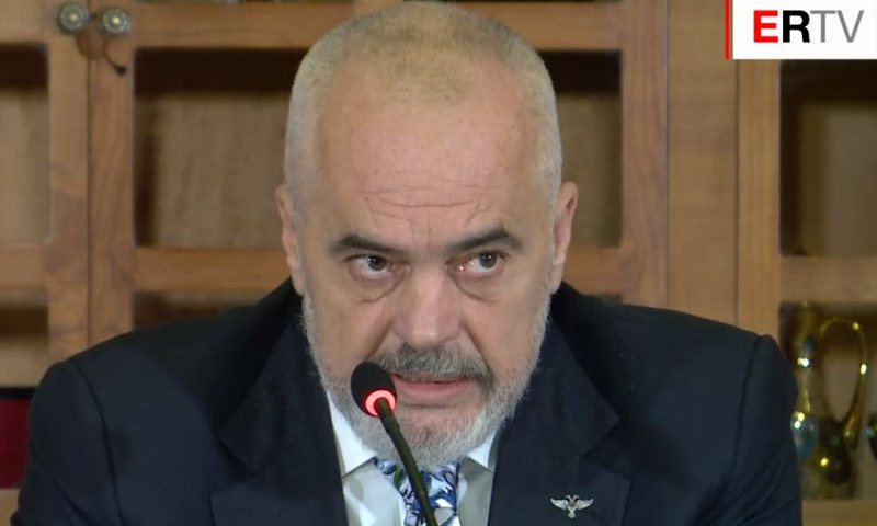 """""""It is a concern for the elections"""", Rama reveals the party that buys"""