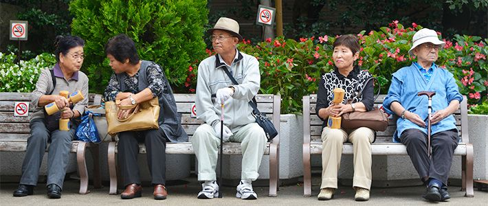 Consumption Patterns of Japan's Elderly | Nippon.com