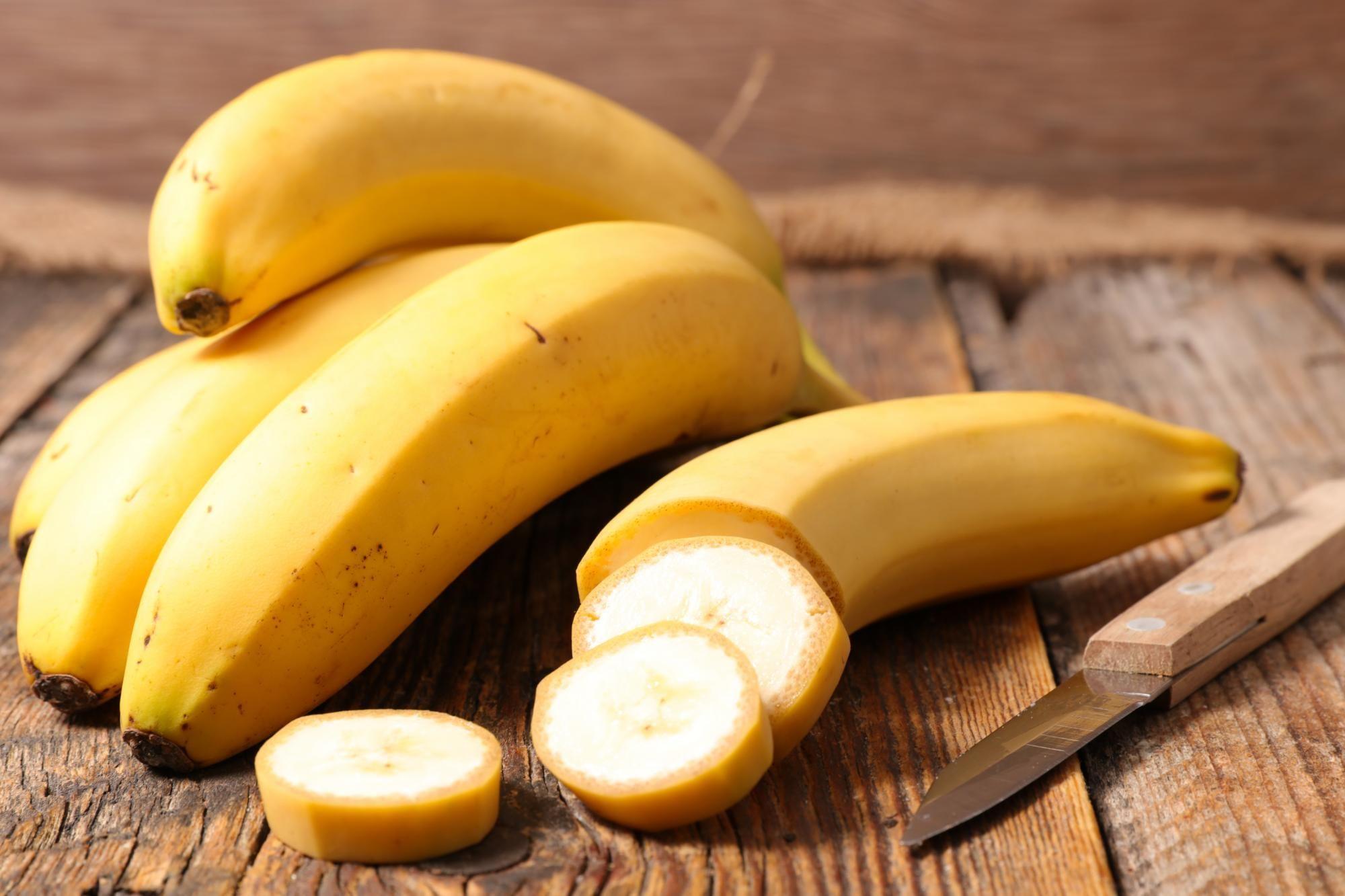 Efekti që kanë bananet në shëndetin e njeriut - Mekuli Press