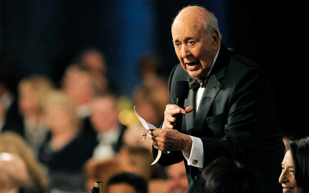 Carl Reiner, comedy's rare untortured genius   The Times of Israel