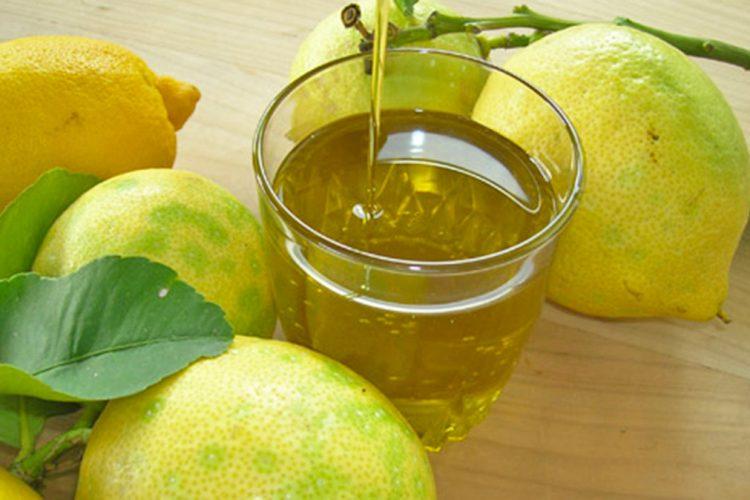 Lëngu i Artë - Vaj Ulliri Me Limon Për Shëndet Të Plotë - AgroWeb
