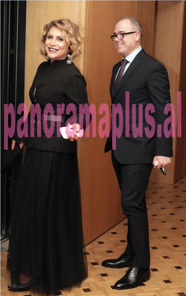 Eni Vasili's love story: How rarely, the moderator is photographed ...
