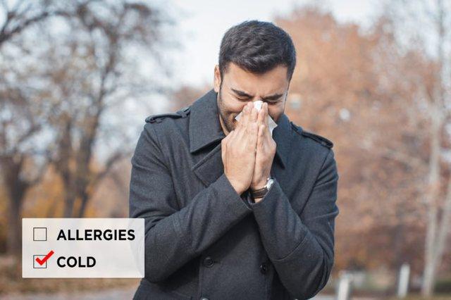 Jeni alergjikë apo jeni ftohur? Si të dallojmë këto dy probleme shëndetësore nga njëra tjetra