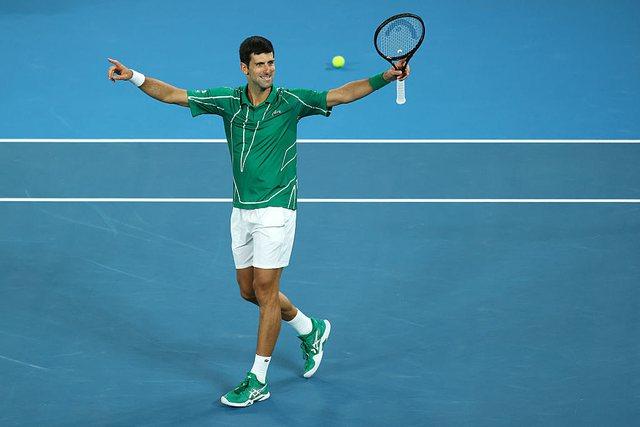 Djokoviç shkruan historinë, tenisti me më shumë javë