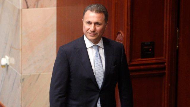 Other charges against former Macedonian Prime Minister Nikola Gruevski