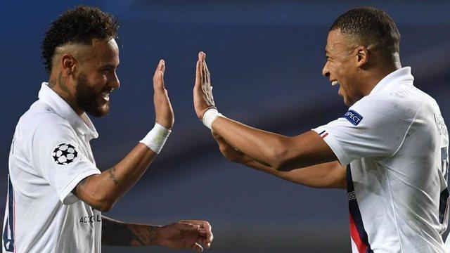 Leonardo optimist për rinovimet e Neymar dhe Mbappe