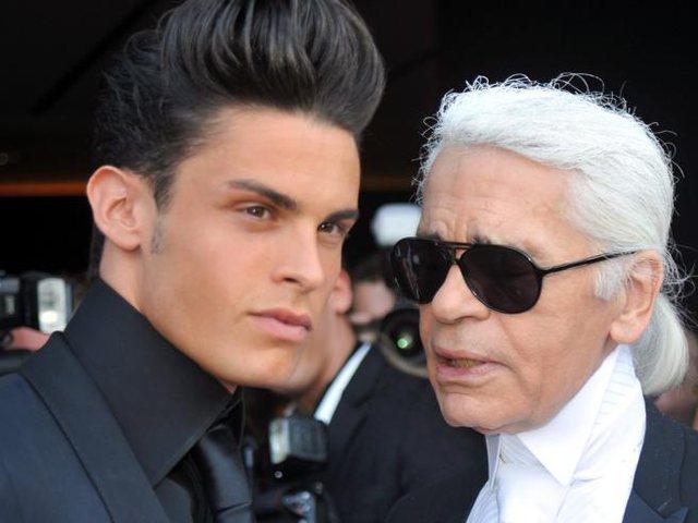 Kush është djali i panjohur që Karl Lagerfeld i Chanel i la