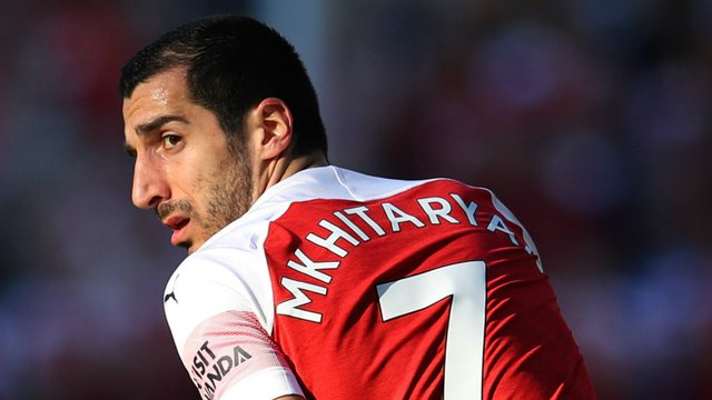 Arteta kërkon kthimin e Mkhitaryan tek Arsenali