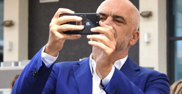 Reagon PD për mesazhet e Ramës në telefonat e shqiptarëve: