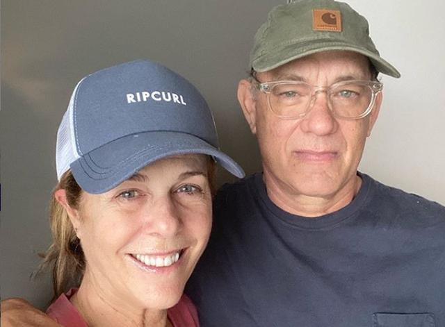 Tom Hanks dhe Rita po kujdesen për veten me mëngjesin që duhet,