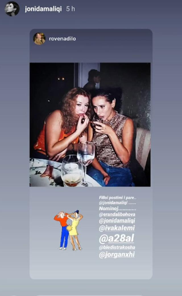 Sfida më e re e Instagramit frymëzuar nga vetëkarantinimi