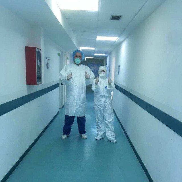 Një mjek dhe një infermier shërohen nga koronavirusi, por