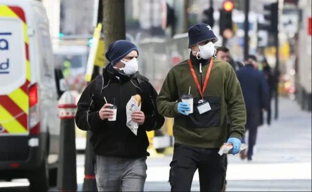 Koronavirusi ka infektuar gjysmën e popullsisë në Britani,