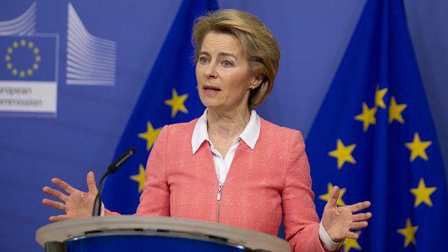 Europa është në luftë për jetën! Ursula Von Der