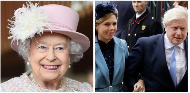 Mbretëresha thyen rregullat për të fejuarën e Boris Johnson