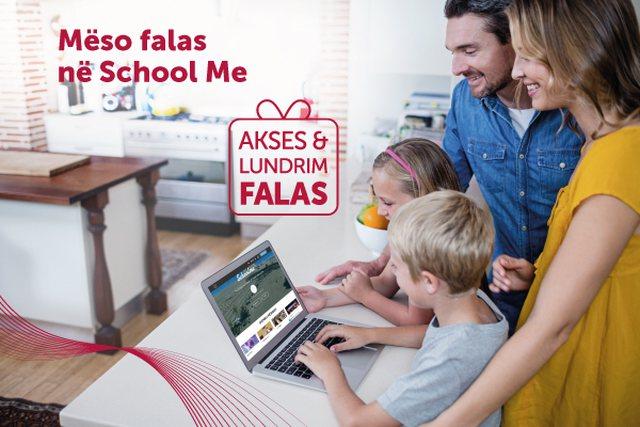 ALBtelecom ofron akses falas të mësimeve në distancë