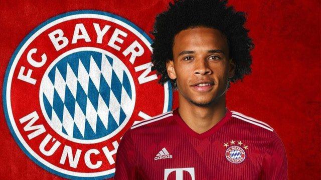 Bayern arrin marrëveshjen me Leroy Sane