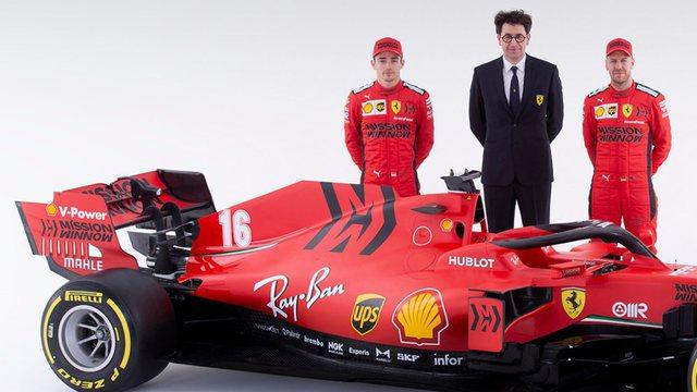 """Merr fund """"dashuria"""" Vettel-Ferrari, zyrtarizohet"""