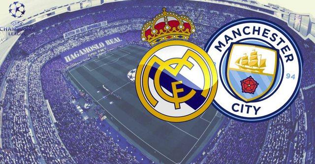 Rikthimi i Champions League, ndeshja mes Man. City dhe Real Madrid në 7