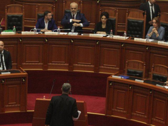 Opozita kërkon në interpelancë Ramën për Teatrin