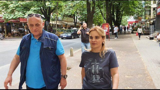Pas bluzës së stampuar me Naim Frashërin, Kryemadhi sot në
