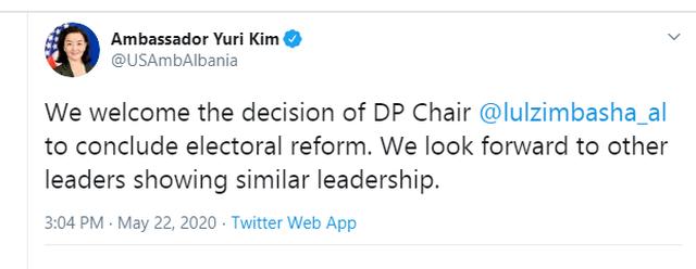 Basha: Ta përfundojmë plotësisht reformën zgjedhore, por
