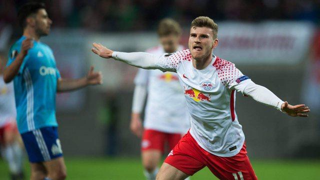 Leipzig fiton me goleadë në transfertën ndaj Mainzit