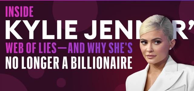 Kylie Jenner nuk është miliardere? Forbes i nxjerr gënjeshtrat