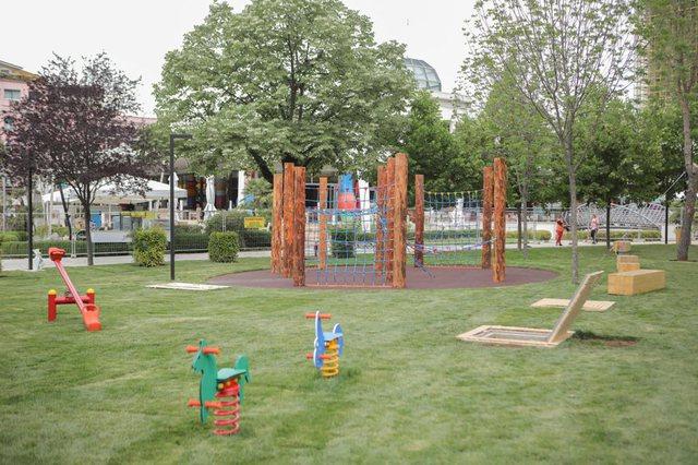1 Qershori zbulon transformimin e Parkut Rinia!
