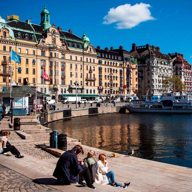 Covid-19/ Suedia pa shtetrrethim: Është pasuruar por ka një lajm