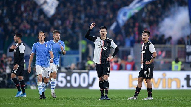 Përcaktohet kalendari i Serisë A, sfida e titullit, Juve-Lazio,