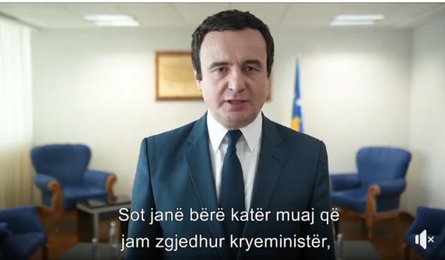 Video/ Albin Kurti nuk do e dorëzojë mandatin nesër, ja