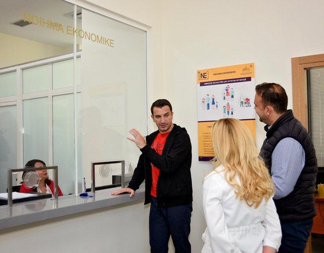 Hapen zyrat e reja të shërbimit për banorët e 'tregut