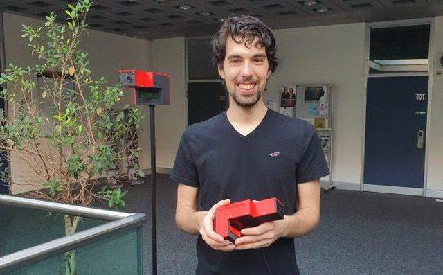 Shqiptari në Zvicër shpik një pajisje kundër përhapjes