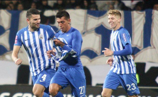 Uzuni: Më duan në Serie A, synimi im të shkoj sa më lart
