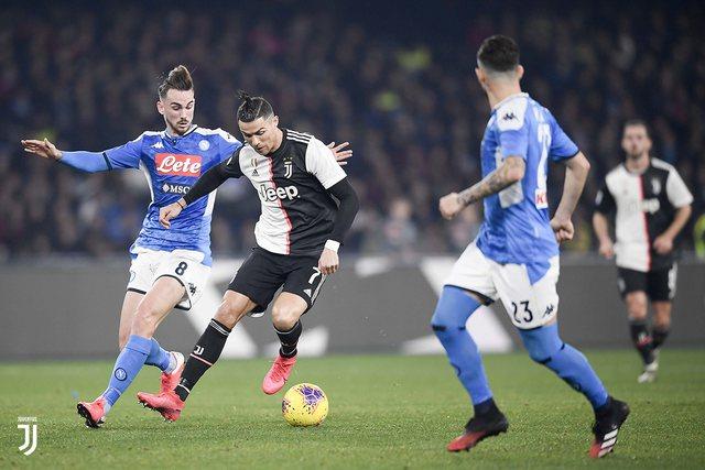 Juve-Napoli sfidohen në Romë për trofeun e Kupës
