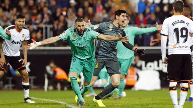Reali për të ruajtur hapin e Barçës, Valencia pengesa e