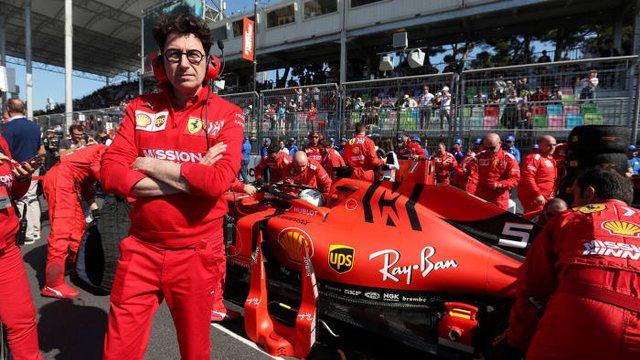 Ferrari zbret nesër në pistë, testohet zbatimi i protokollit