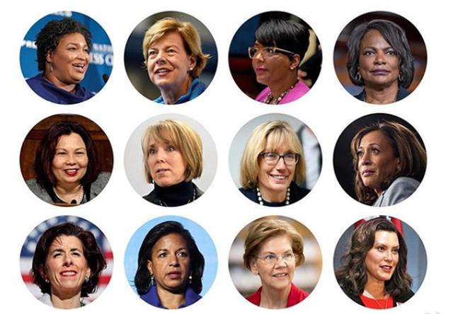 Zv.Presidentja e Joe Biden kushdo qoftë, do jetë grua