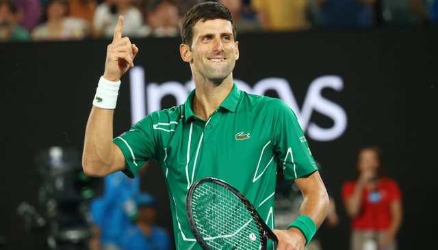 Kampioni i tenisit, Novak Djokovic rezulton pozitiv me koronavirus